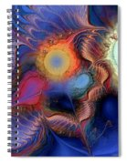 Within You And Without You Spiral Notebook