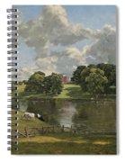 Wivenhoe Park Essex Spiral Notebook