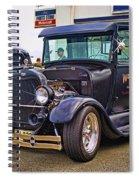 Wm J. Swan Hdroc8044-13 Spiral Notebook