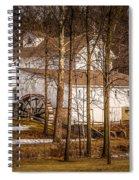 Wolcott Mill Spiral Notebook
