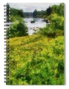 Wolf River Spiral Notebook