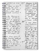 Wolfe Journal, 1759 Spiral Notebook