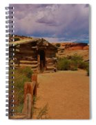 Wolfe Ranch Spiral Notebook