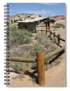 Wolfes Ranch - Arches Nationalpark Spiral Notebook