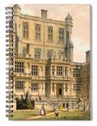 Wollaton Hall, Nottinghamshire, 1600 Spiral Notebook