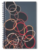 Woman 1 Spiral Notebook