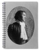 Woman, C1900 Spiral Notebook