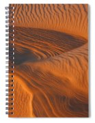 Woman In The Dunes Spiral Notebook
