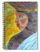 Woman Of Substance Spiral Notebook