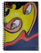 Woman20 Spiral Notebook