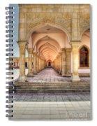 Woman's Mosque Spiral Notebook