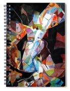 Womansong Spiral Notebook