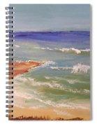 Wombarra Beach Spiral Notebook