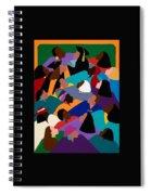 Women Lifting Their Voices Spiral Notebook