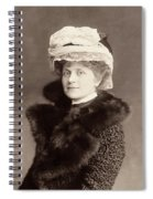 Women's Fashion, 1902 Spiral Notebook