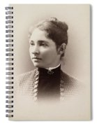 Women's Fashion, C1880 Spiral Notebook