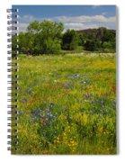 Wonder-filled Meadows Spiral Notebook