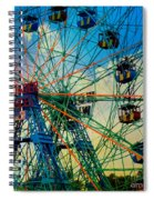 Wonder Wheel Spiral Notebook