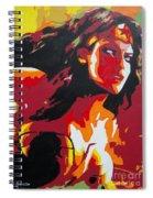 Wonder Woman - Sister Inspired Spiral Notebook