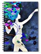 Wonderful Night Spiral Notebook