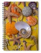 Wonderful Sea Life Spiral Notebook