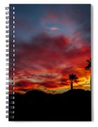 Wonderful  Sunrise Spiral Notebook