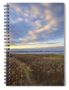 Wonderful Sunset Spiral Notebook