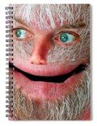 Wondering Harry Spiral Notebook