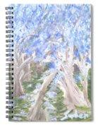 Wondering Through Trees Spiral Notebook