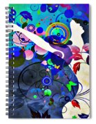 Wondrous Night Spiral Notebook
