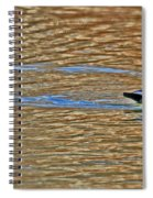 Wood Duck Spiral Notebook