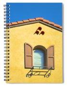 Woodbury Windows No 1 Spiral Notebook