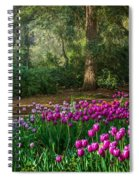 Wooded Bliss Spiral Notebook