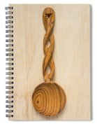 Wooden Spoon 1 A Spiral Notebook