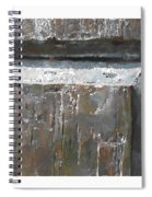 Wooden Times 1 Spiral Notebook