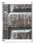 Wooden Times 4 Spiral Notebook