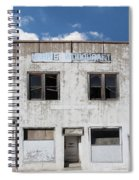 Woodgate Building Spiral Notebook