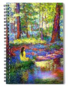Woodland Rapture Spiral Notebook