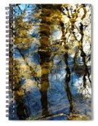 Woodland Reflections Spiral Notebook