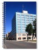 Springfield Missouri - Woodruff Building Spiral Notebook