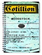 Woodstock Side 4 Spiral Notebook
