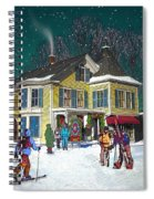 Woodstock Sports Spiral Notebook