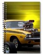Woodward Avenue Dream Cruise Spiral Notebook
