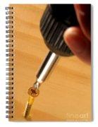 Woodworking  Spiral Notebook