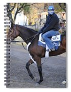 Work Out Spiral Notebook