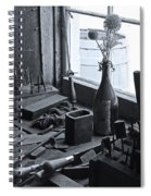 Workbench Spiral Notebook