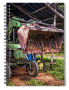 Workhorse Spiral Notebook