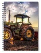 Workhorse II Spiral Notebook