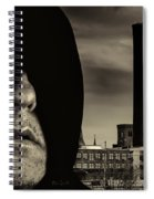 Working Class Man Spiral Notebook
