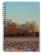 Working Farm - Disappearing Era Spiral Notebook